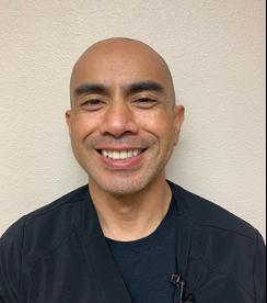 Omar Samaniego- Rehab Manager